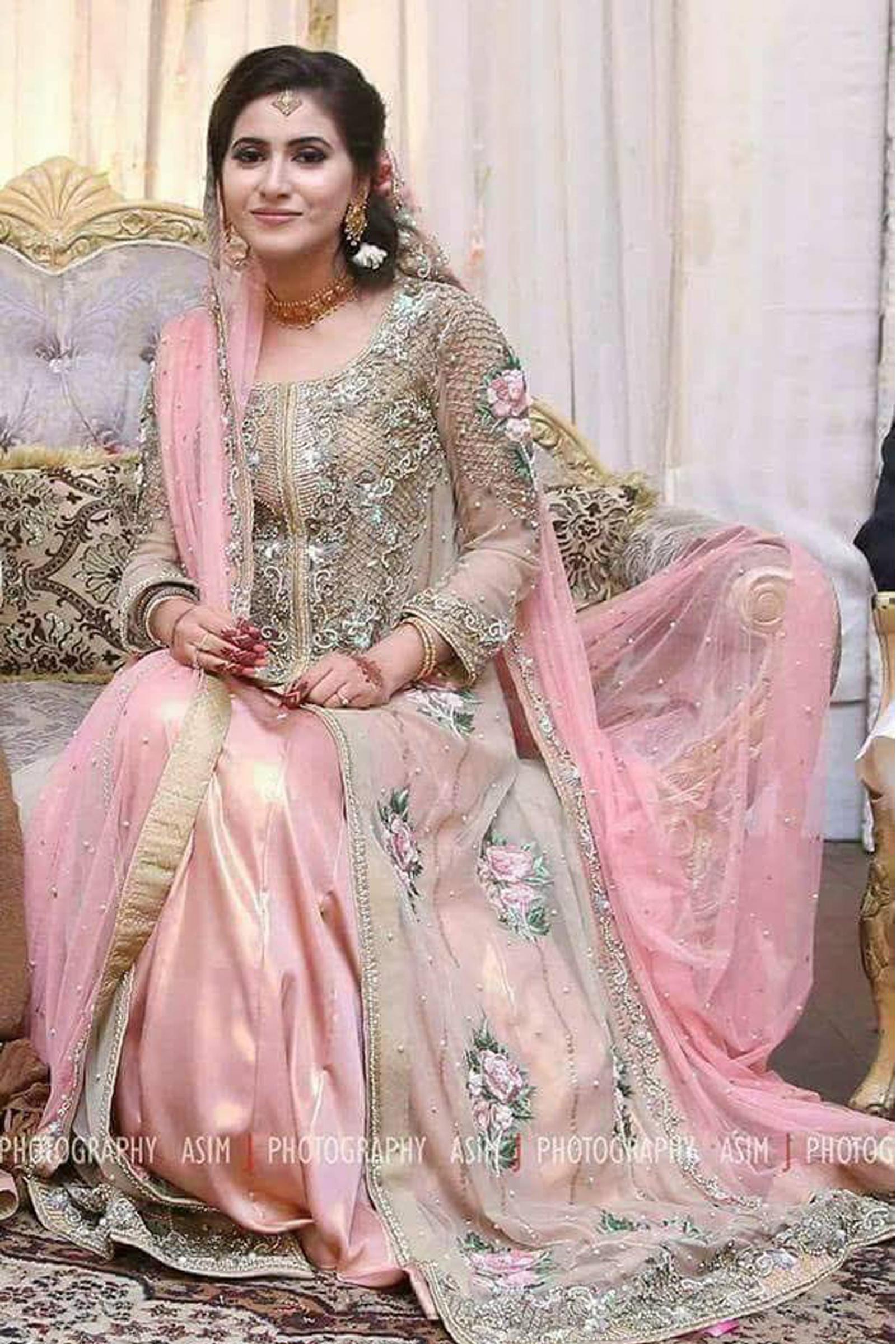 Luxury Bridal Pink Dress Code Bride 0132