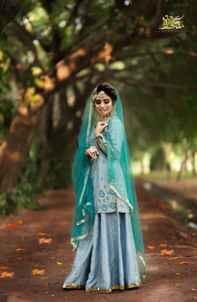 custom indian bridal wear