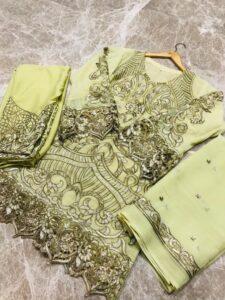 pakistani formal wear