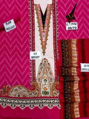 buy pakistani lawn suits online india