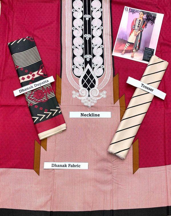 dhanak stitch suits online