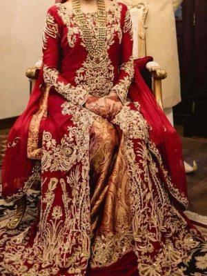 pakistani dulhan dress, pakistani dulhan dresses 2018, pakistani dulhan, latest pakistani dulhan dresses, pakistani dulhan dresses pictures