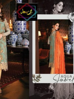 Pakistani party wear salwar kameez